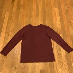 Old Navy Boys (14-16) Ling Sleeve T-Shirt